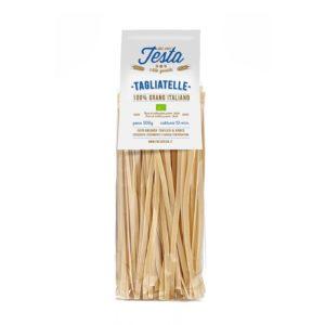 Tagliatelle bio con grano duro 100% italiano