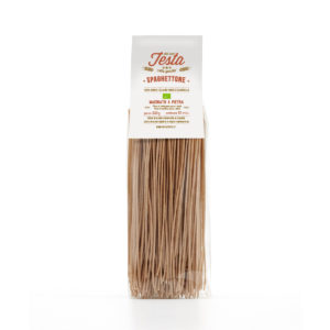 Spaghettone integrale bio saragolla